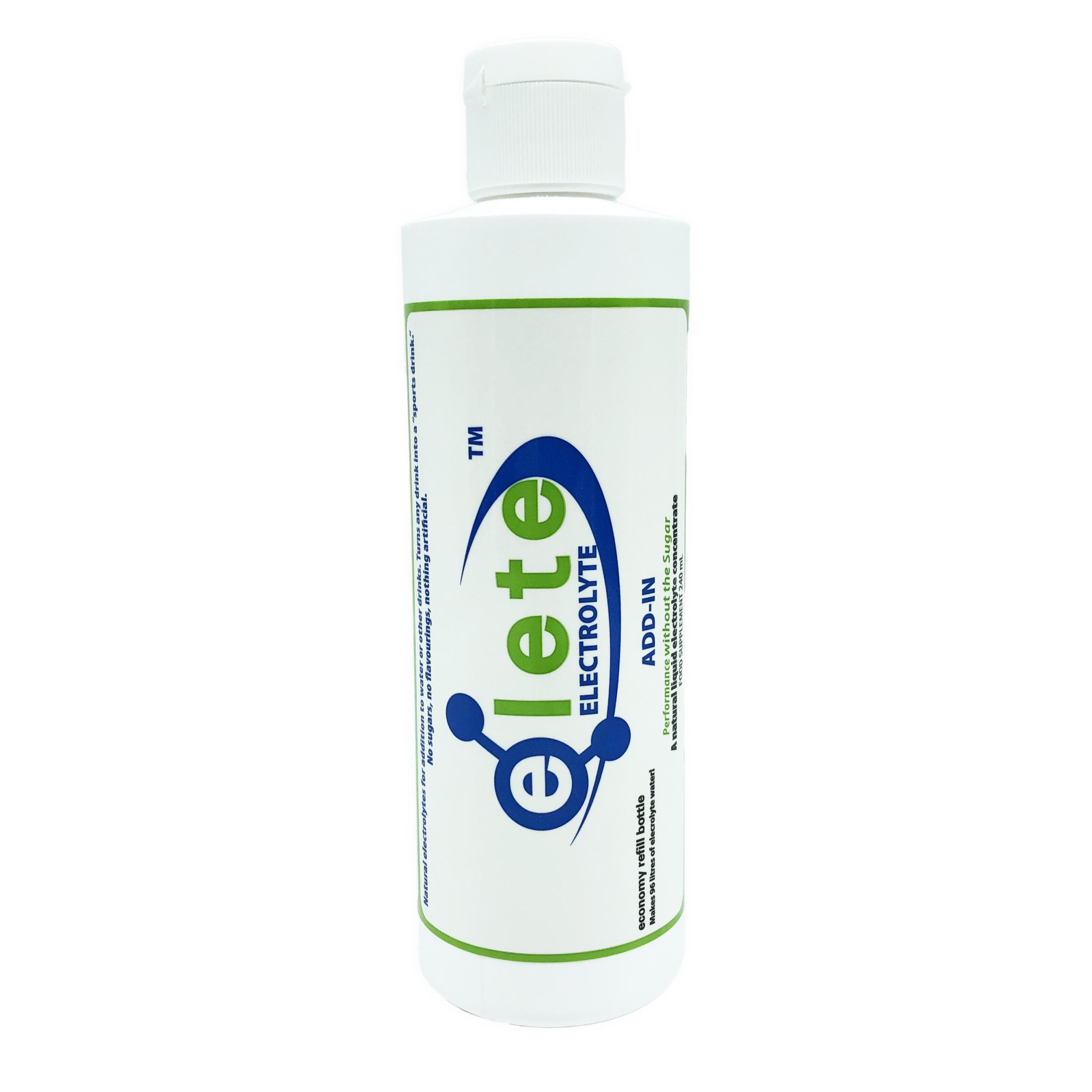 Elete 240ml Bottle