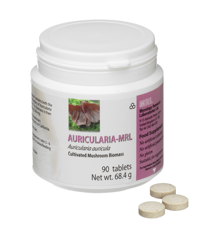 Auricularia-MRL 90's