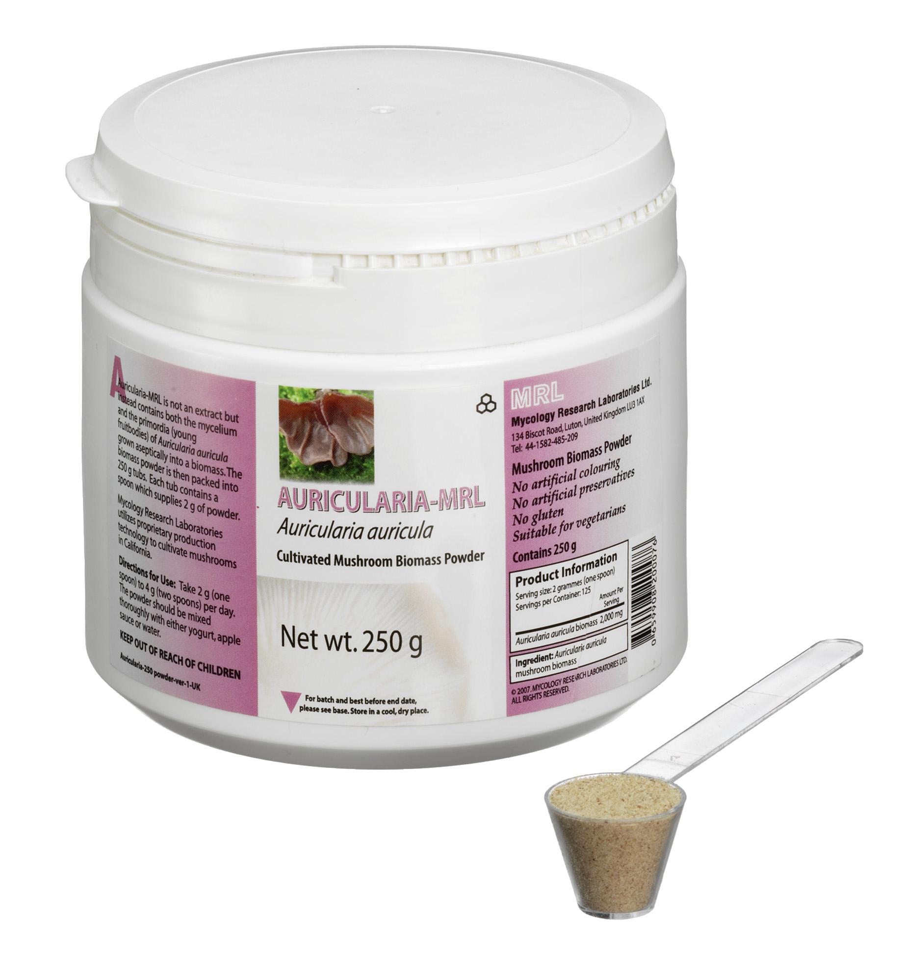 Auricularia-MRL 250g
