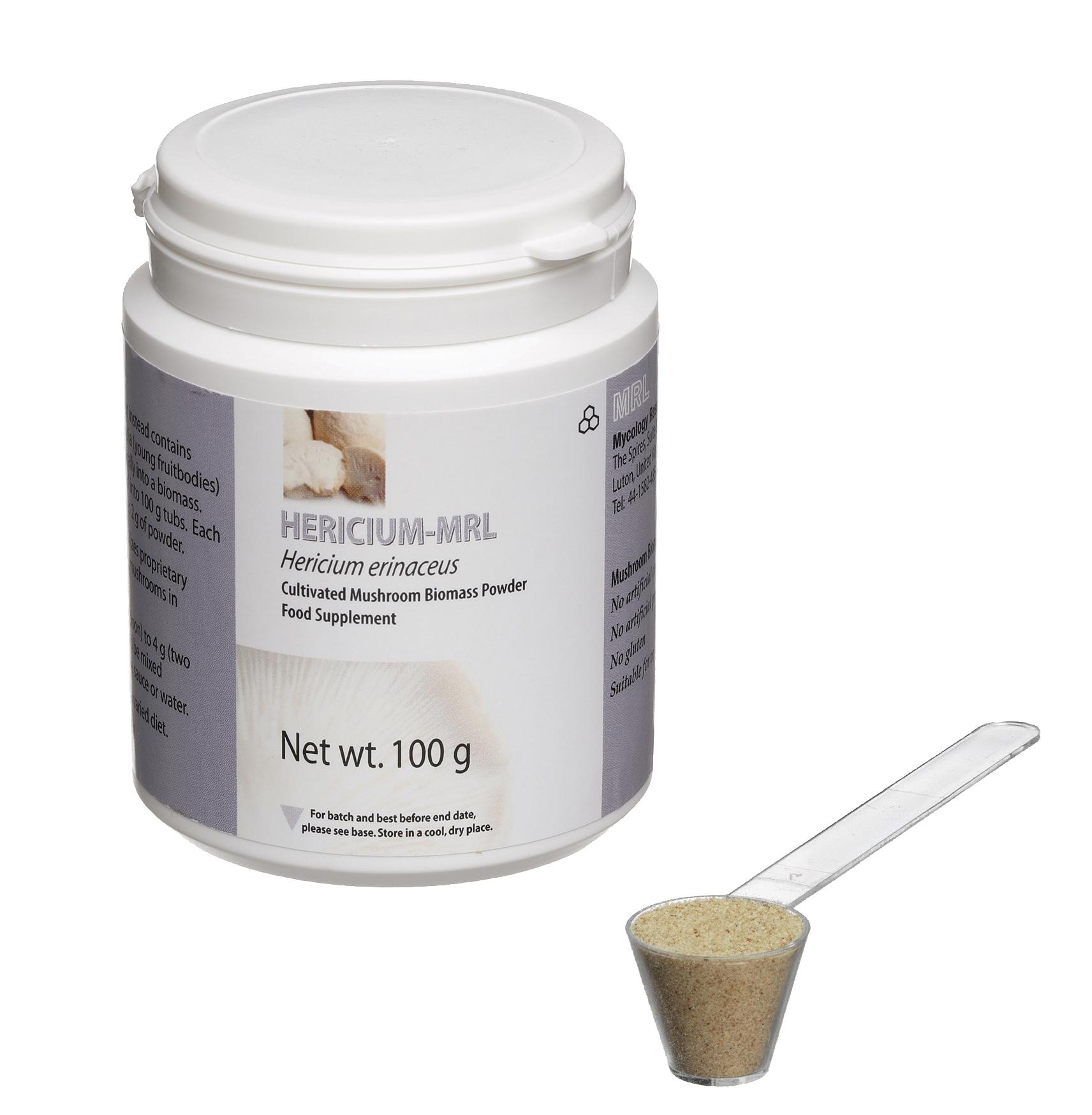 Hericium-MRL 100g