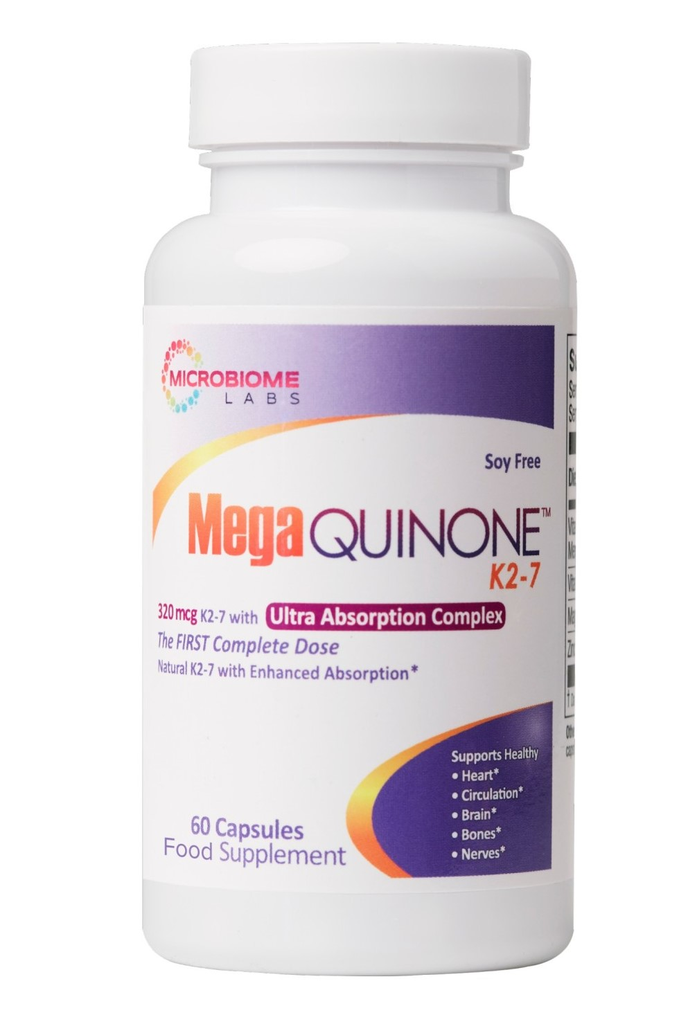 MegaQuinone K2-7 60's
