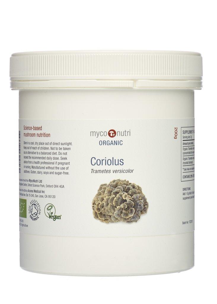 Coriolus (Organic) 200g