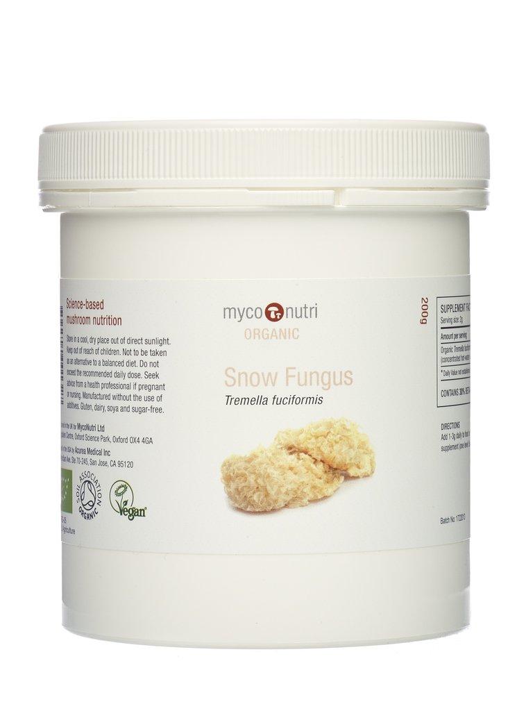 Snow Fungus Powder (Organic) 200g
