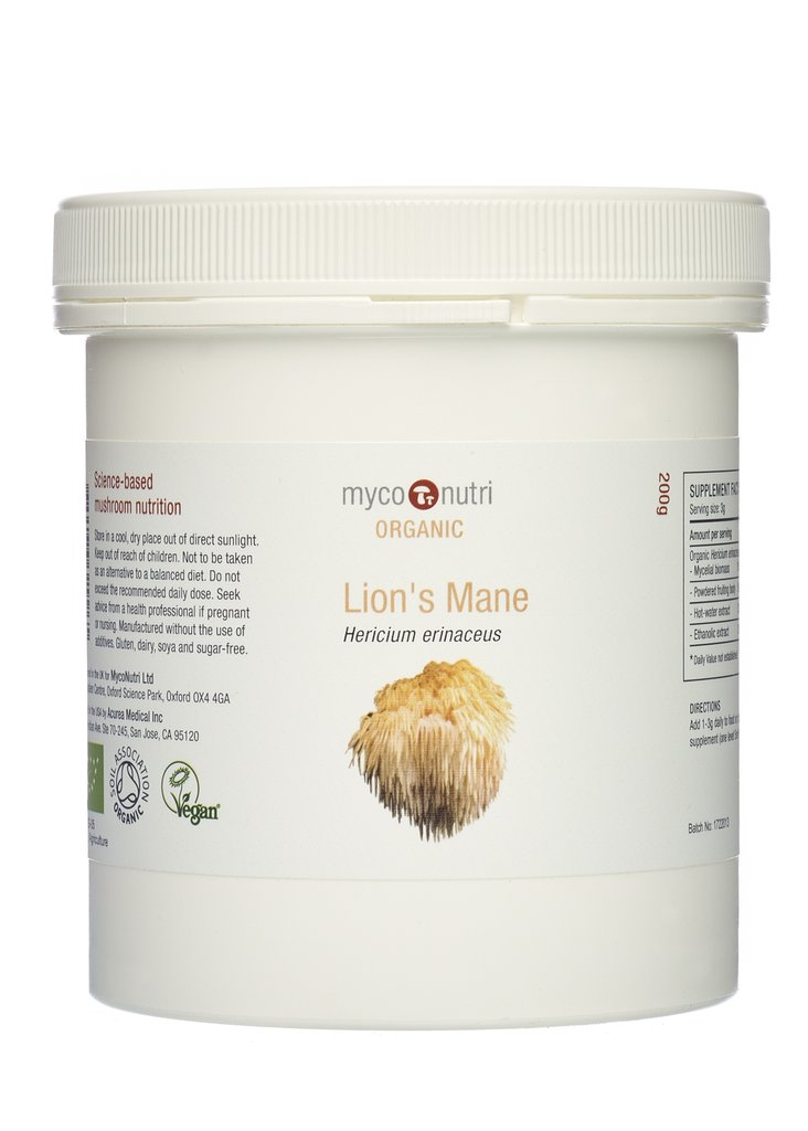 Lion's Mane (Organic) 200g