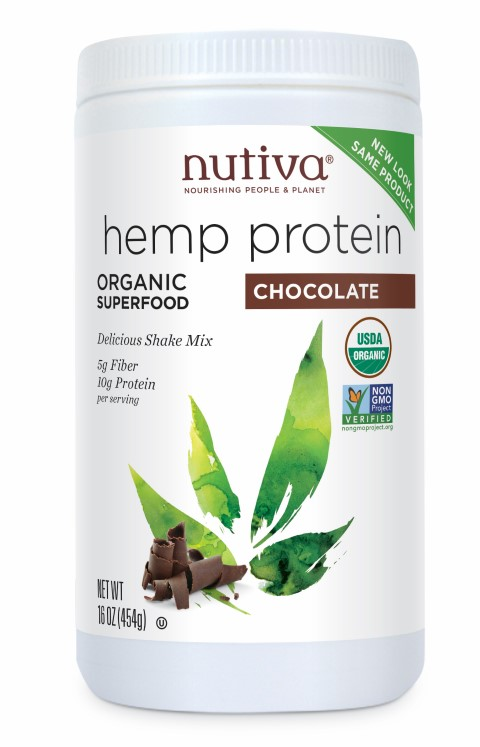 Hemp Seed Protein Organic Chocolate 454g (Currently Unavailable)