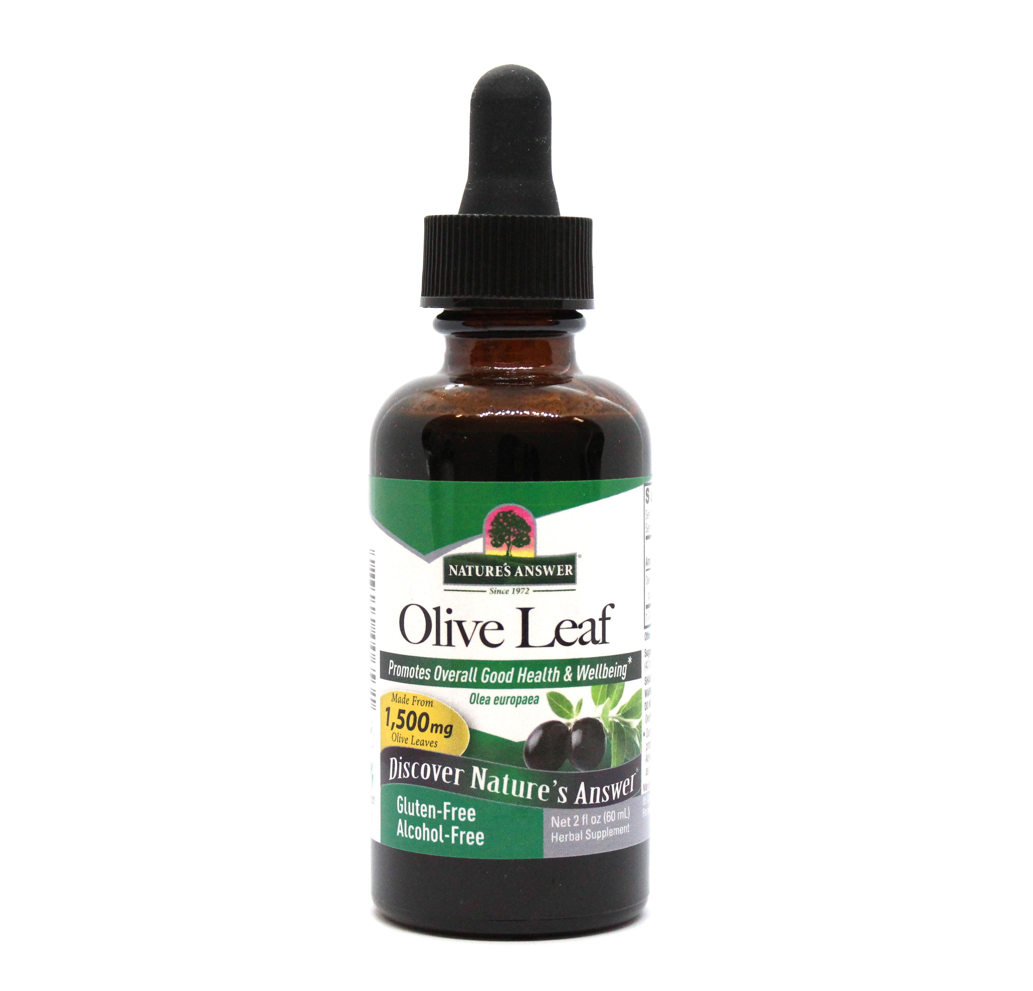 Olive Leaf (Alcohol-Free) 60ml