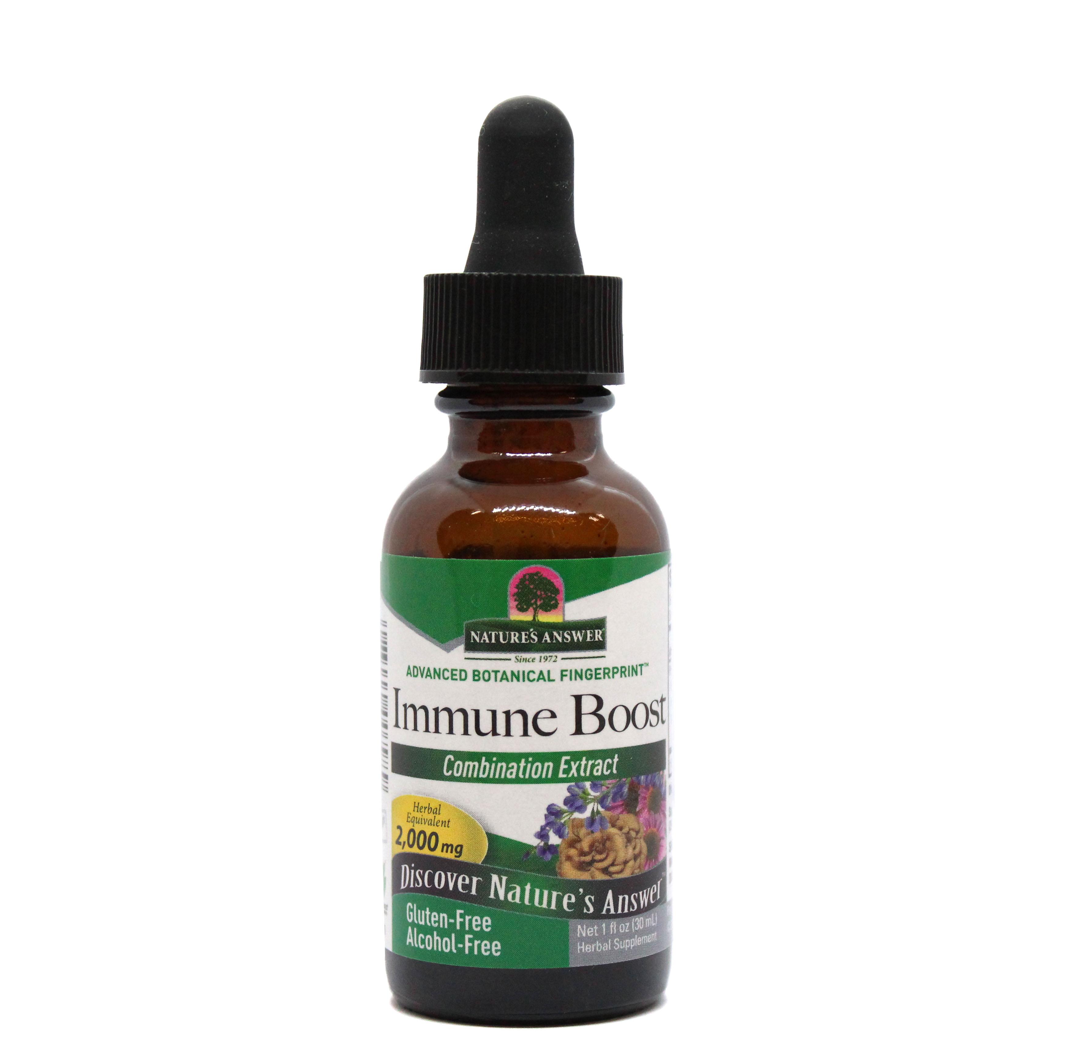 Immune Boost Herbal Blend 30ml