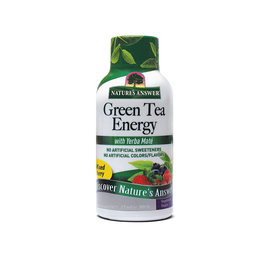 Green Tea Energy 60ml