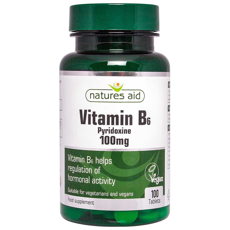 Vitamin B6 100mg 100's