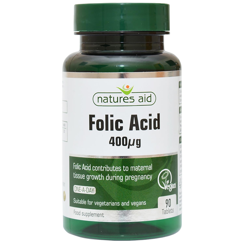 Folic Acid 400ug 90's