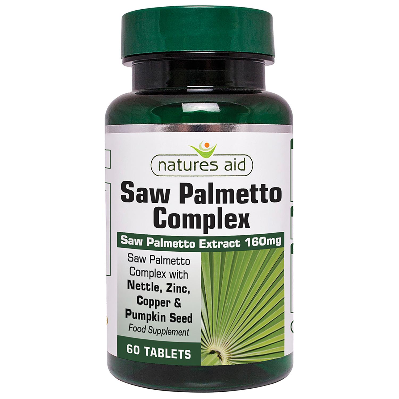 Saw Palmetto Complex 60's