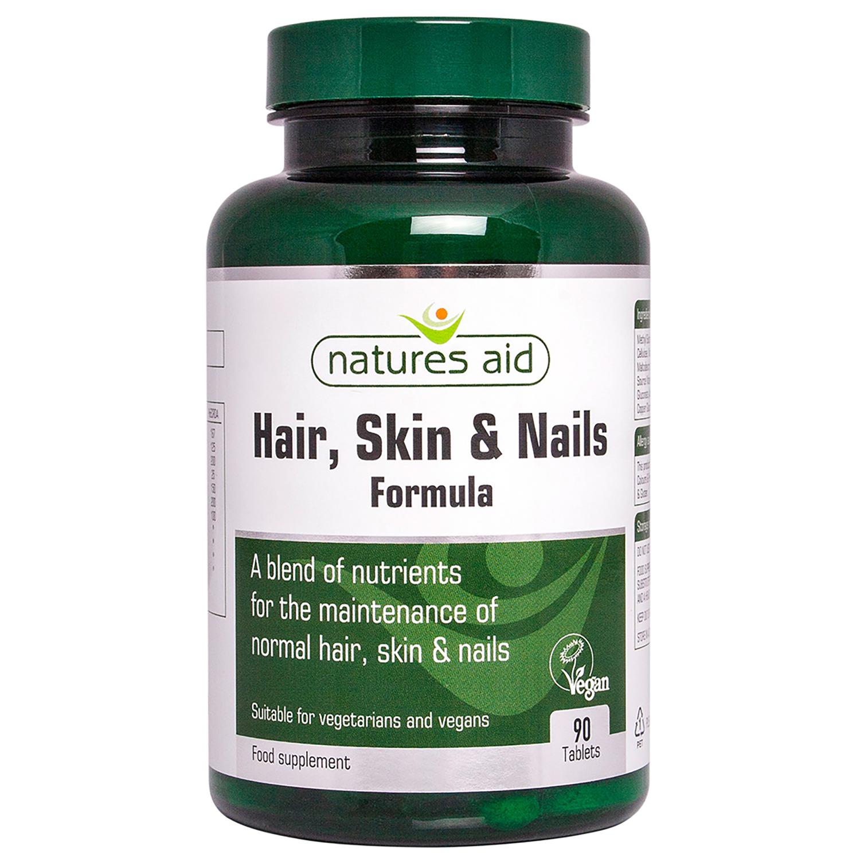 Hair, Skin and Nails Formula 90's