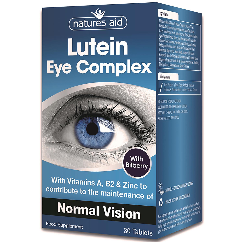 Lutein Eye Complex 30's