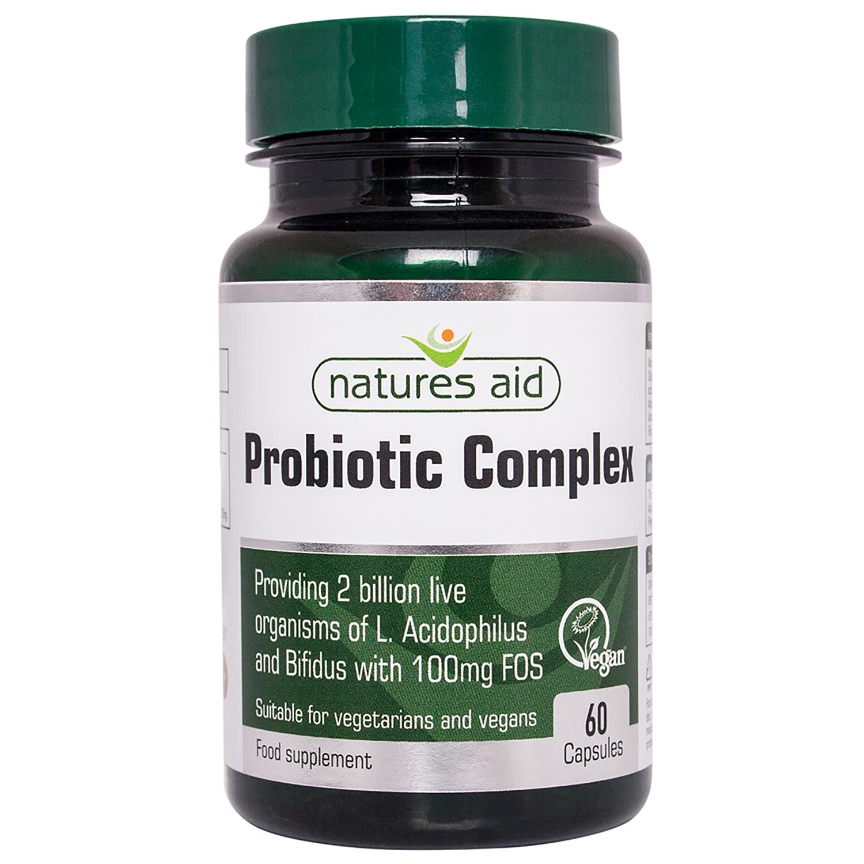 Probiotic Complex 60's
