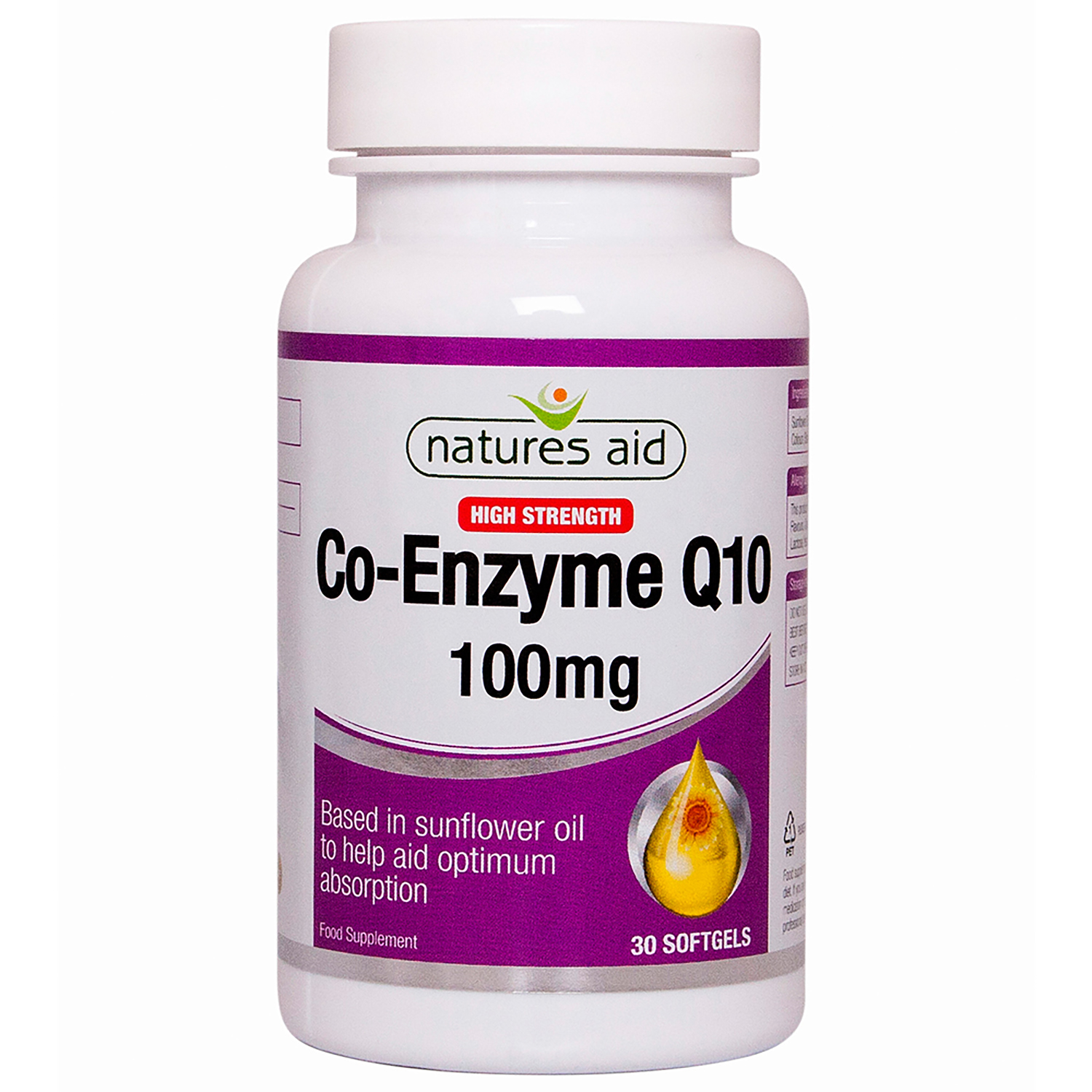 Co-Enzyme Q10 100mg 30's