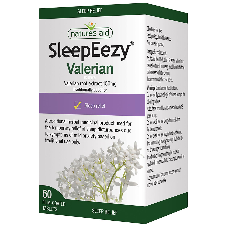 SleepEezy® 150mg (Valerian)  60's (Currently Unavailable)