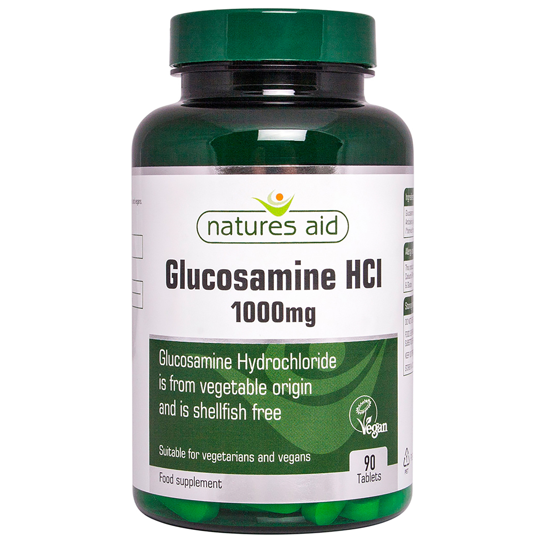 Glucosamine HCl 1000mg 90's