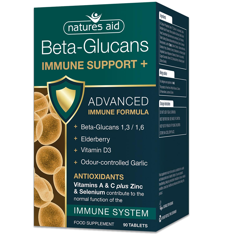 Beta-Glucans Immune Support + 90's