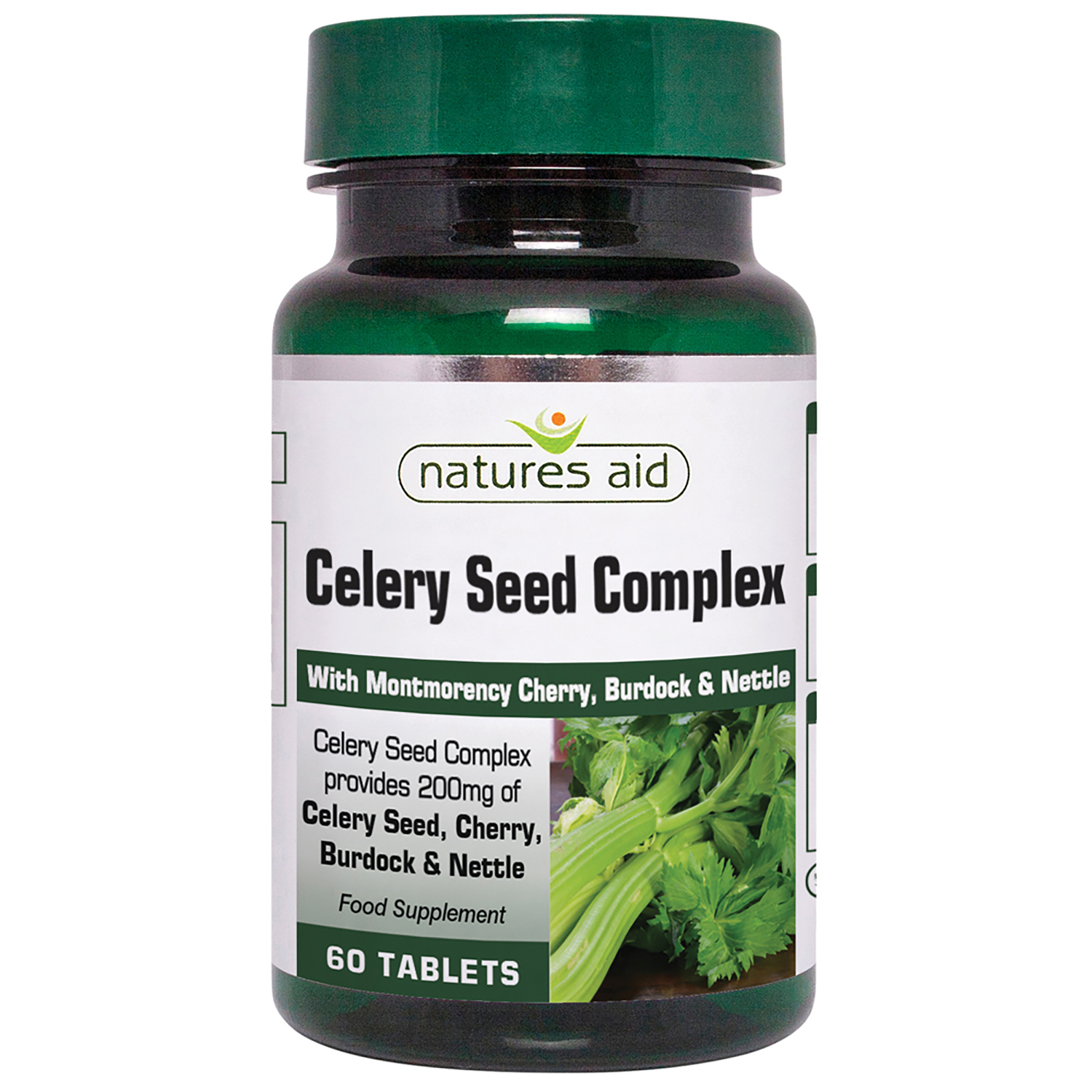 Celery Seed Complex 60's