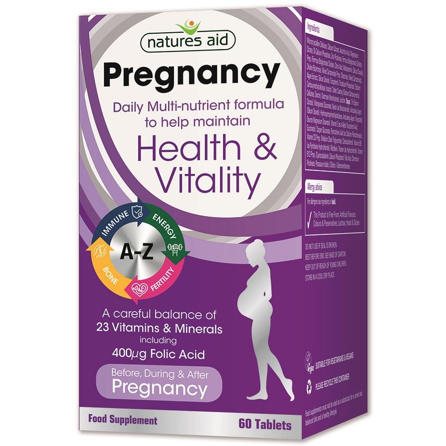 Pregnancy Health & Vitality 60s
