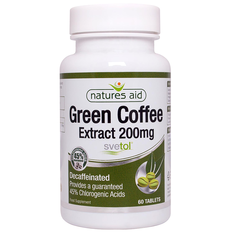 Green Coffee Extract 200mg (Svetol®) 60's