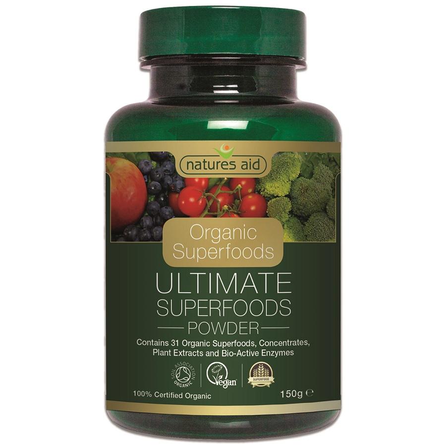 Organic Ultimate Superfoods Powder 150g