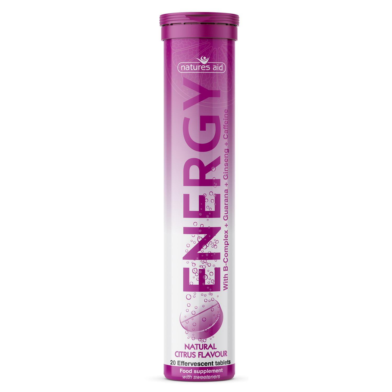 Energy Effervescent (Citrus Flavour) 20's