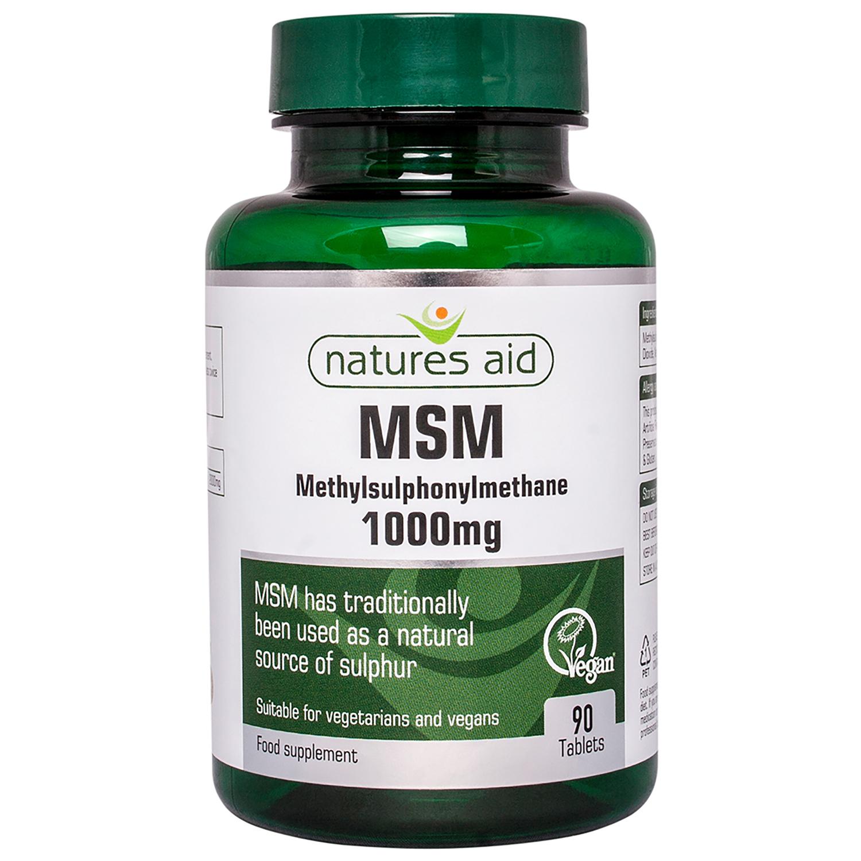 MSM 1000mg 90's