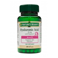 Hyaluronic Acid 20mg with Vitamin C 30's