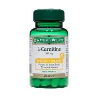 L-Carnitine 500mg 30's