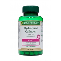 Hydrolysed Collagen 1000mg with Vitamin C 90's (Currently Unavailable)