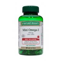 Mini Omega-3 450mg EPA/ DHA 60's