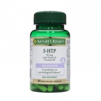 5-HTP 50mg with Niacin & Vitamin B6 60's (Currently Unavailable)