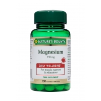 Magnesium 250mg 100's (Currently Unavailable)
