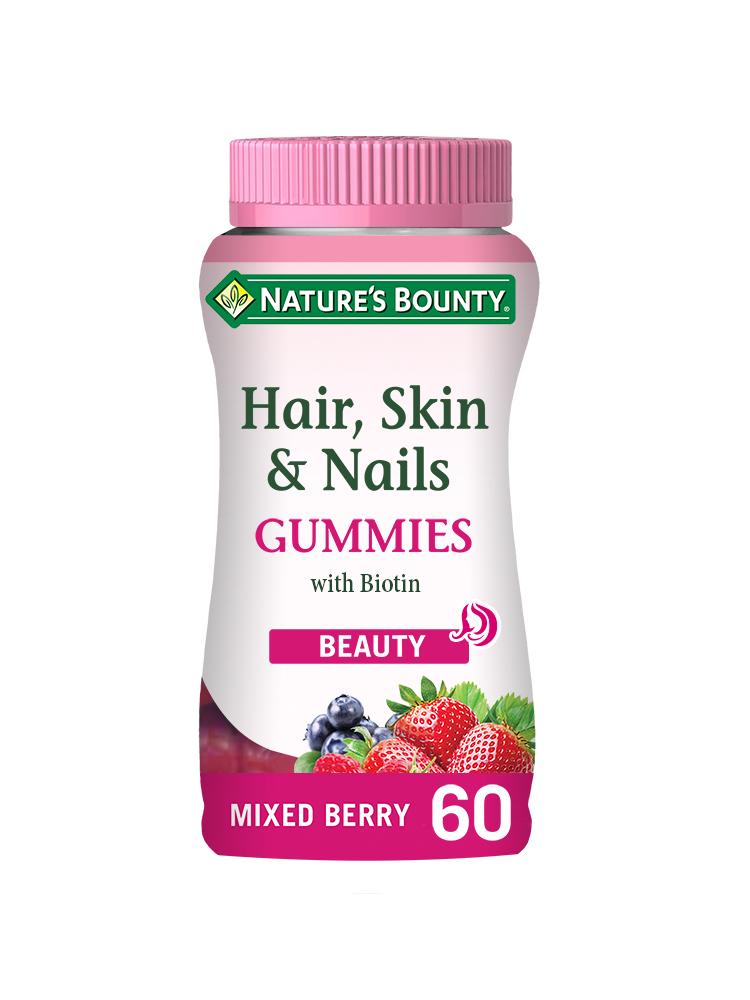 Hair, Skin & Nails Gummies 60's
