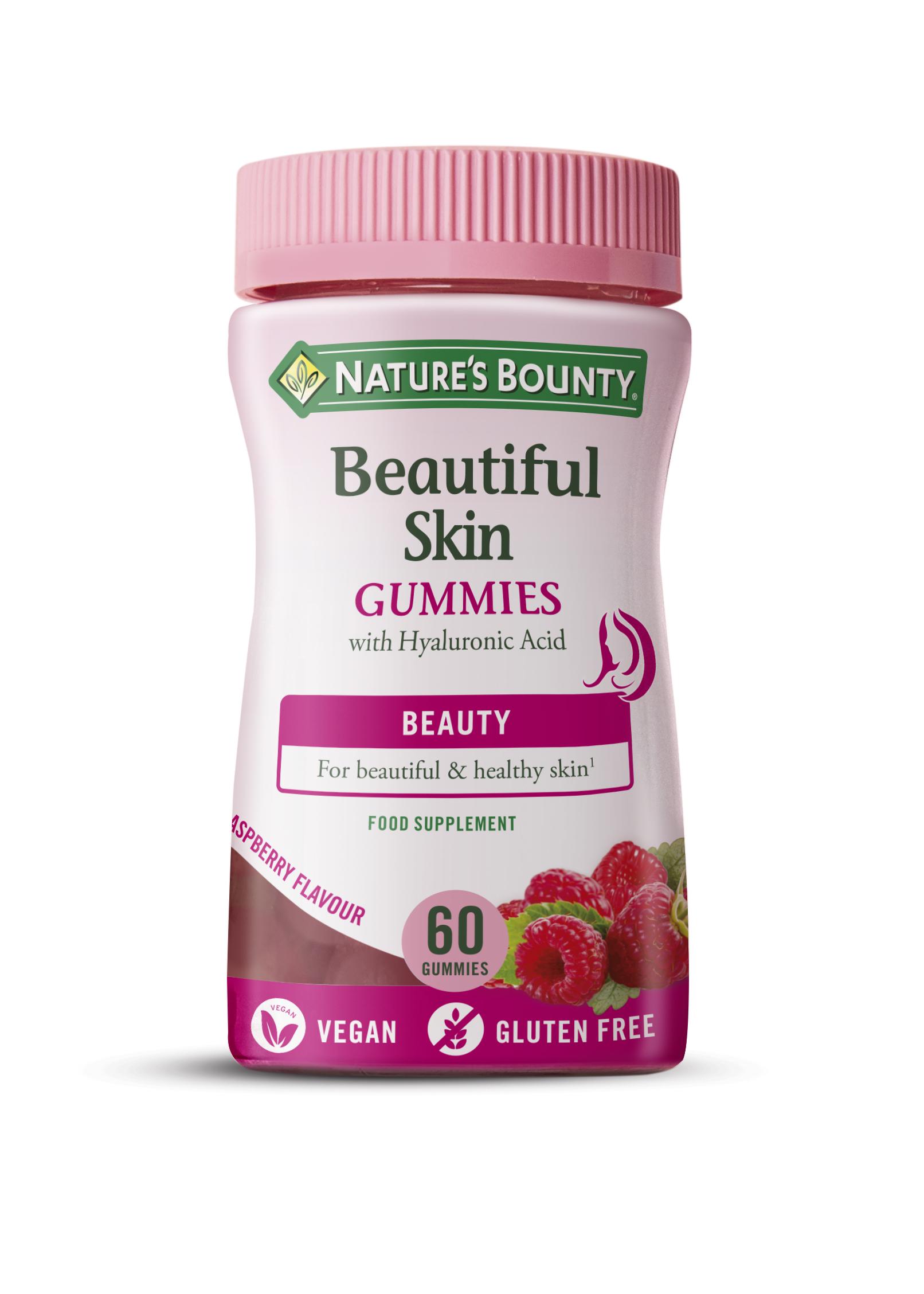 Beautiful Skin Gummies 60's