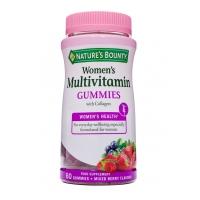 Women's Multivitamin Gummies with Collagen 60's