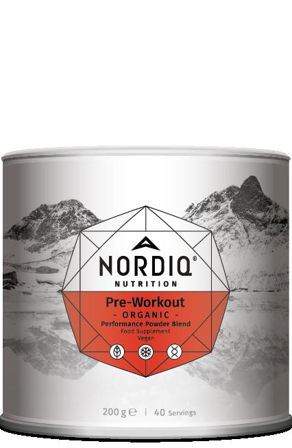 Pre-Workout Protein Powder 200g