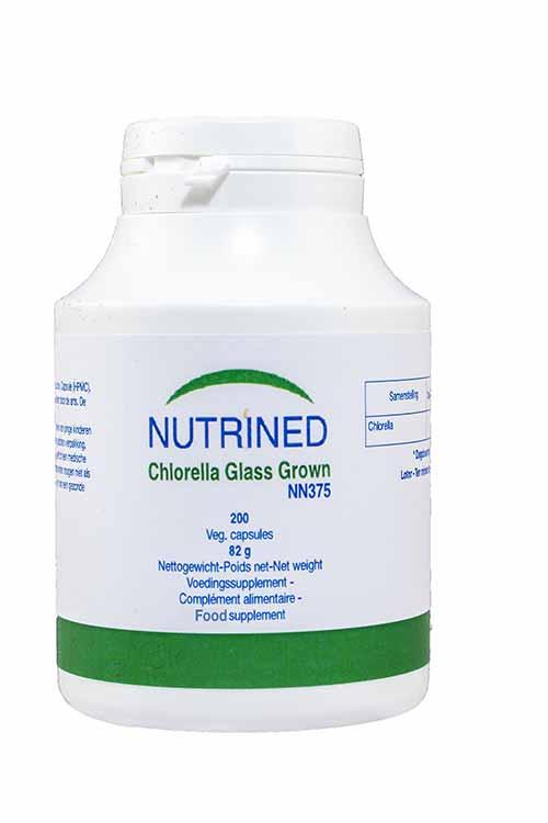 Chlorella Glass Grown 200's
