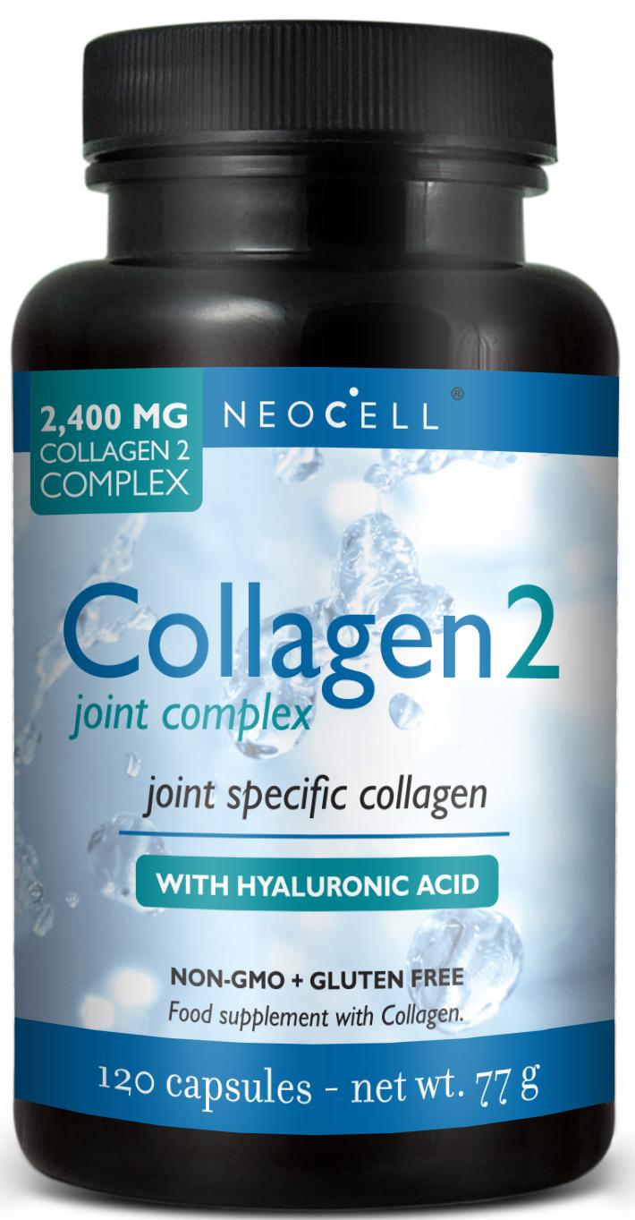 Collagen 2 - Joint Complex 120's