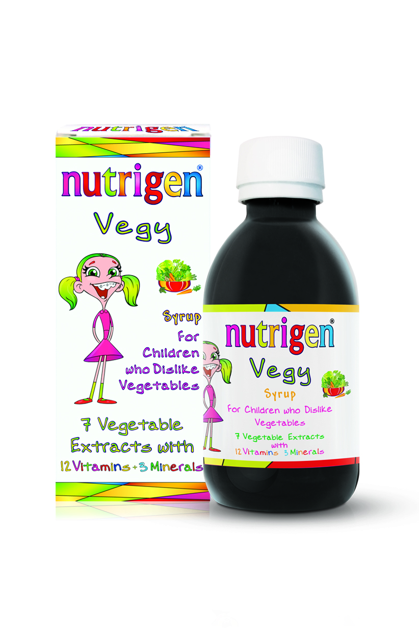Vegy Syrup For Children who Dislike Vegetables 200ml
