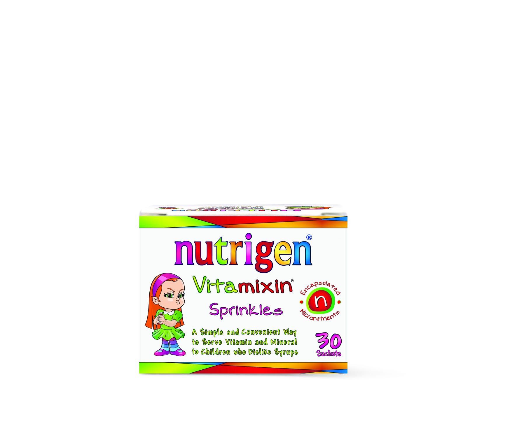 Vitamixin Sprinkle Sachets 30's