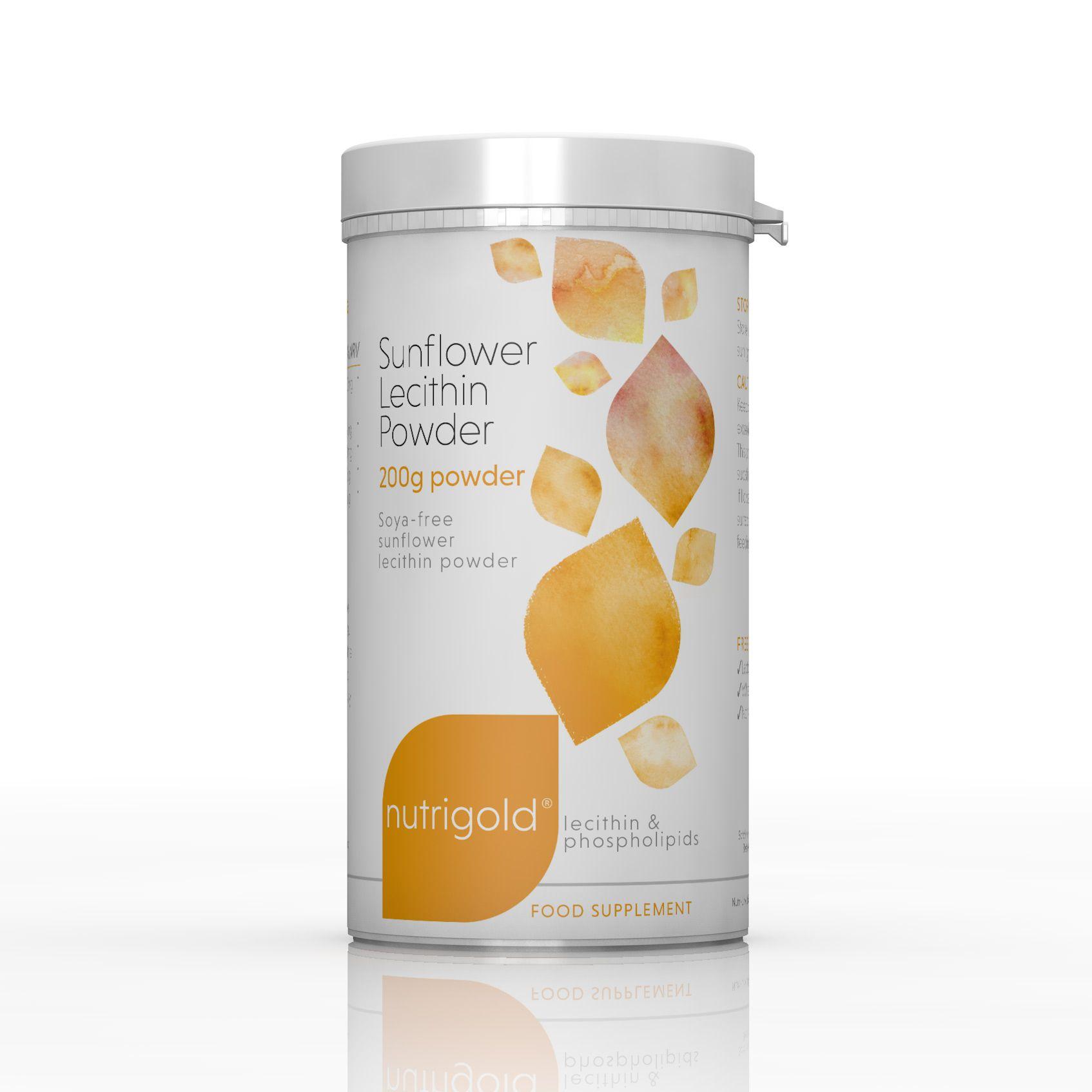 Sunflower Lecithin Powder 200g