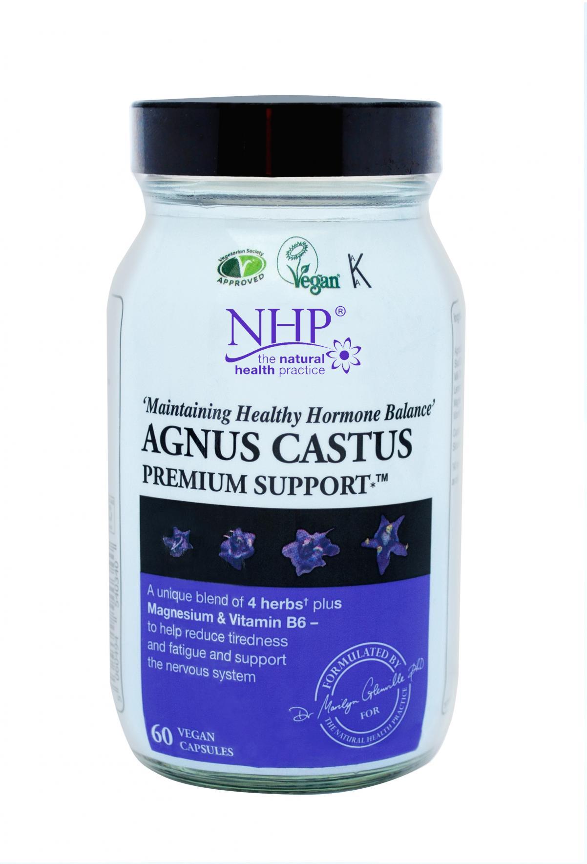 Agnus Castus Premium Support 60's