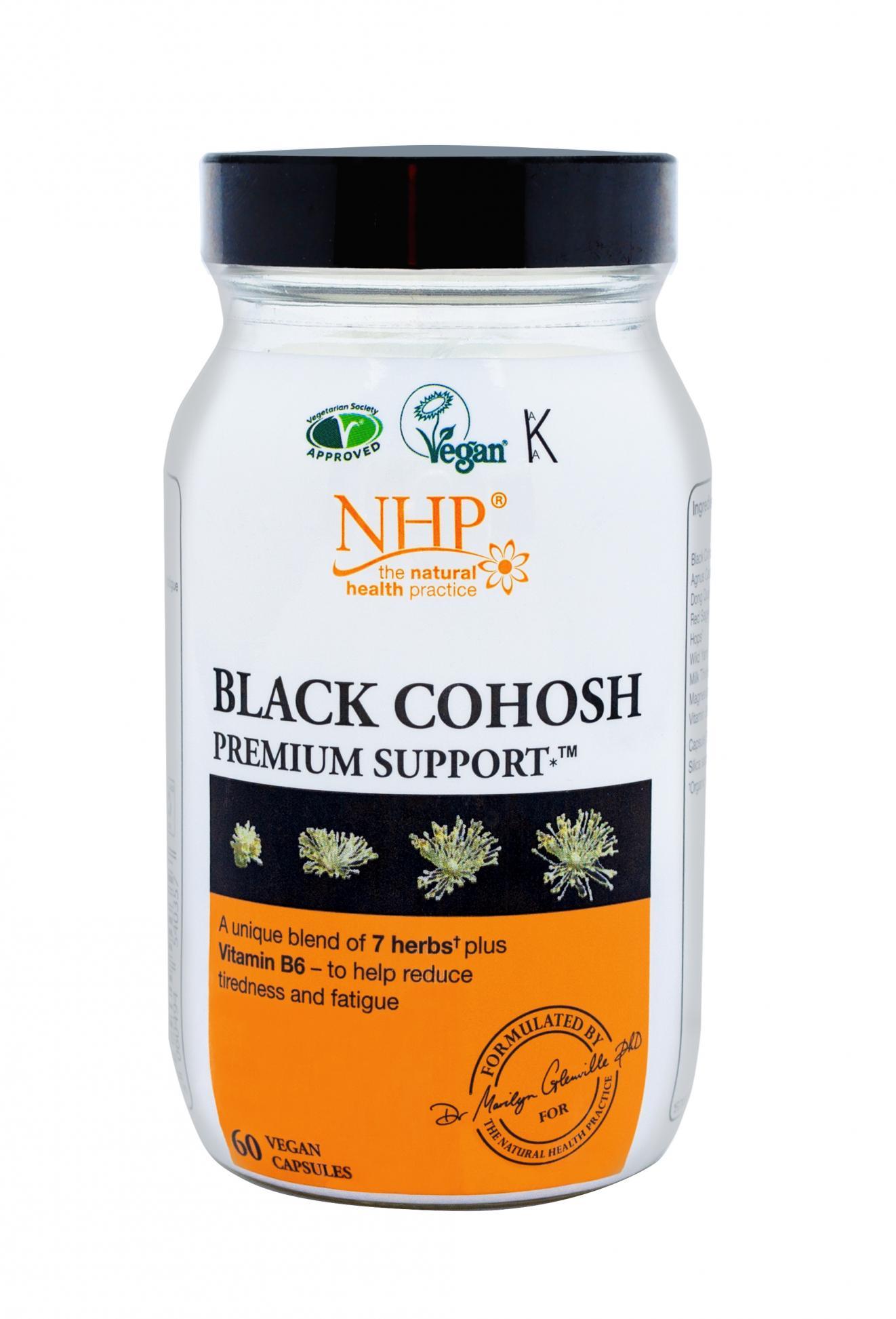 Black Cohosh Premium Support 60's