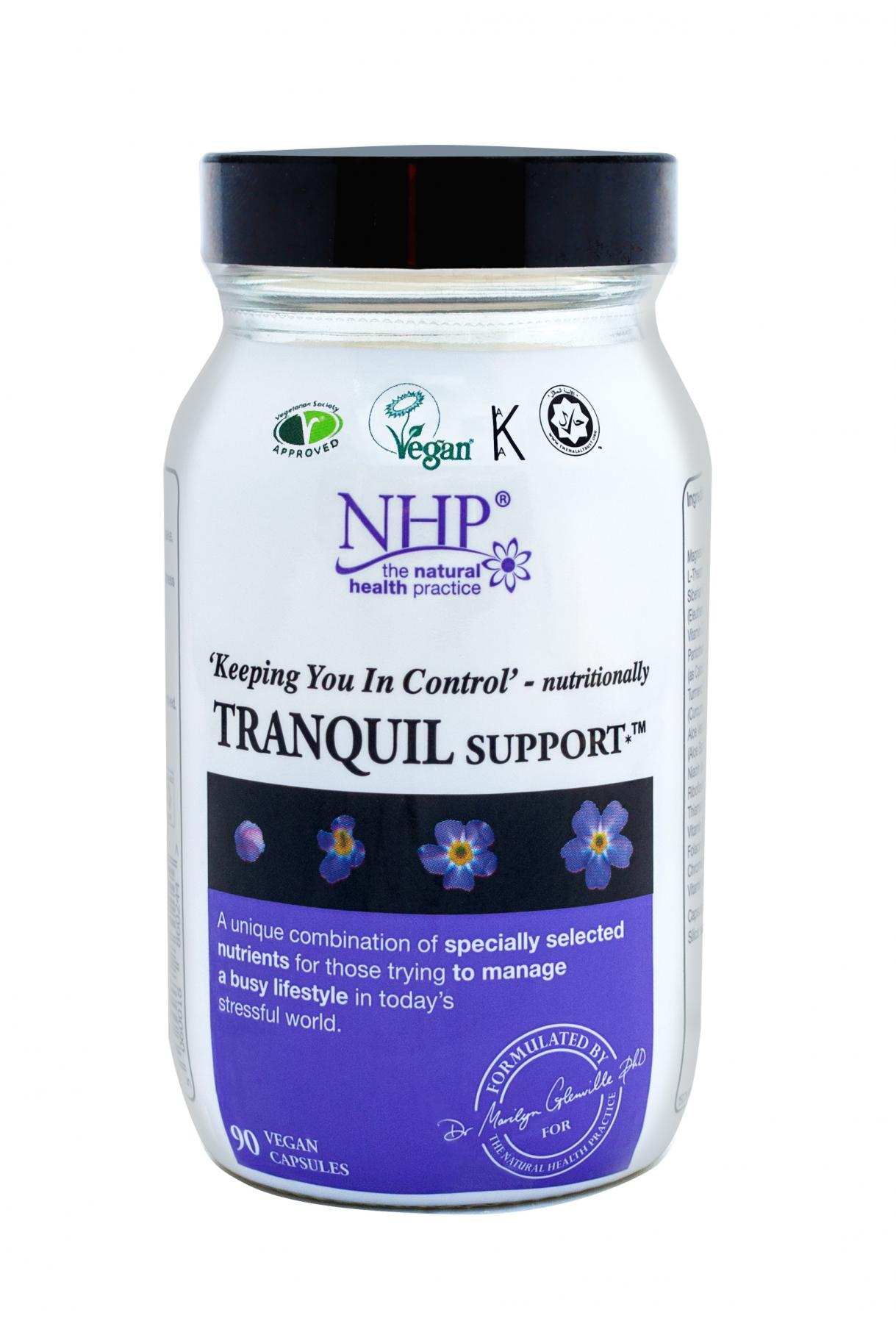 Tranquil Support (Formerly Tranquil Woman) 90's