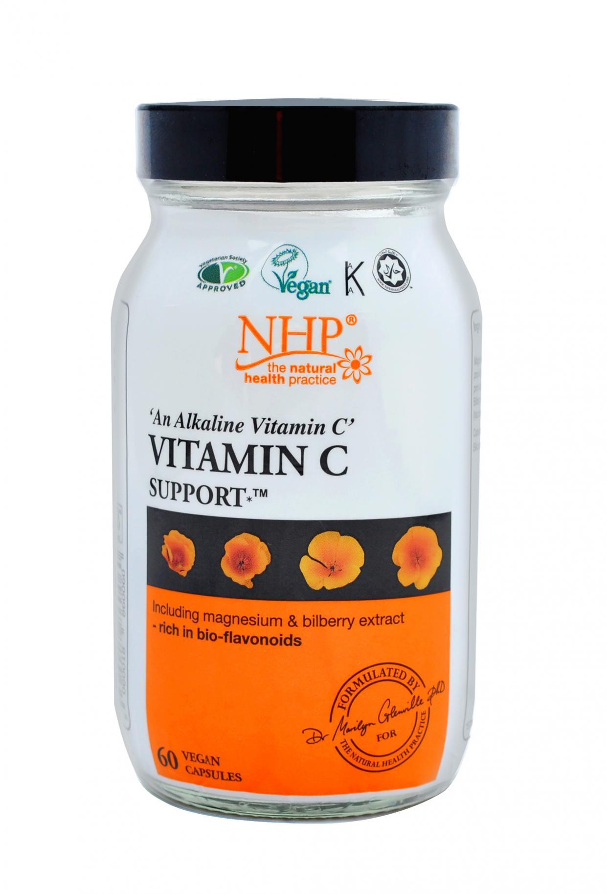 Vitamin C Support 60's