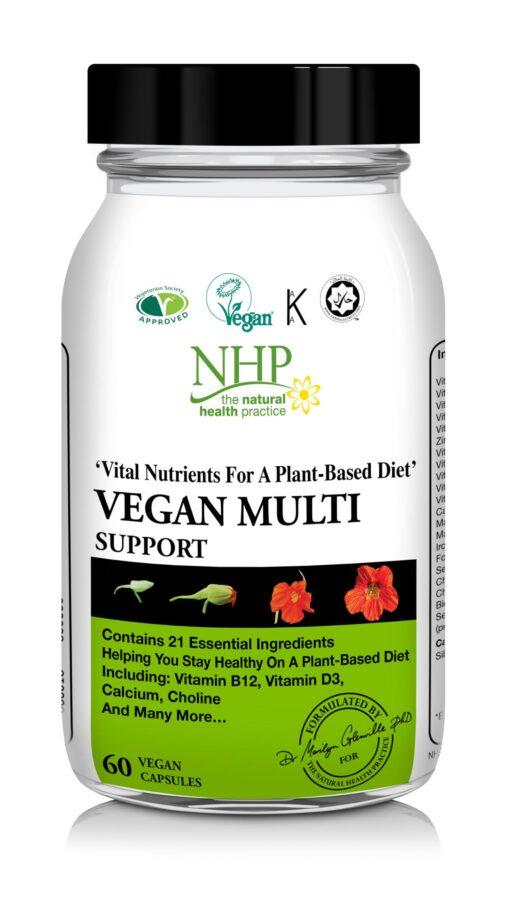 Vegan Multi Support 60's