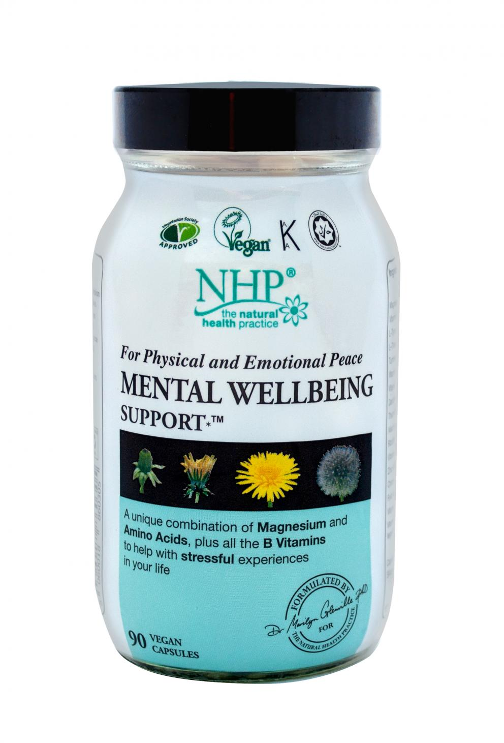 Mental Wellbeing Support 90's
