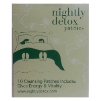 Nightly Detox Patches 10's